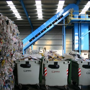 Recogida de residuos