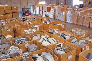 reciclaje residuos informaticos