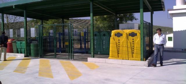 Vila Real instala punto limpio para sus edificios municipales