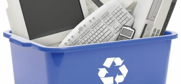 El reciclaje de los RAEE