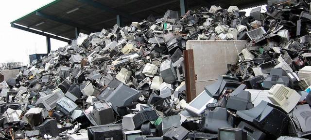 Gestión de residuos electrónicos, sector en auge