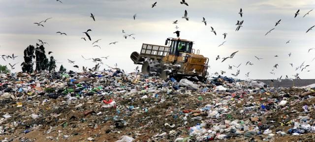Recuperación de residuos en Cataluña en 2011