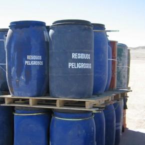 La recogida de residuos urbanos desciende