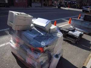 reciclaje de aparatos electronicos